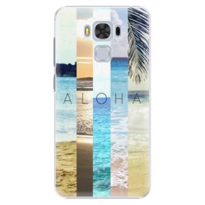 Plastové pouzdro iSaprio Aloha 02 na mobil Asus ZenFone 3 Max ZC553KL