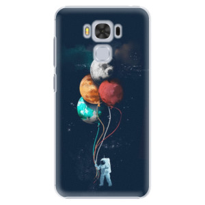Plastové pouzdro iSaprio Balloons 02 na mobil Asus ZenFone 3 Max ZC553KL