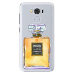 Plastové pouzdro iSaprio Chanel Gold na mobil Asus ZenFone 3 Max ZC553KL