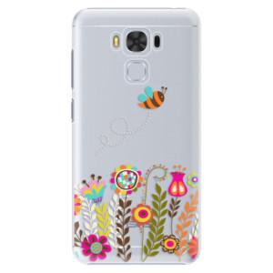 Plastové pouzdro iSaprio Bee 01 na mobil Asus ZenFone 3 Max ZC553KL