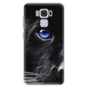 Plastové pouzdro iSaprio black Puma na mobil Asus ZenFone 3 Max ZC553KL