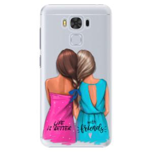 Plastové pouzdro iSaprio Best Friends na mobil Asus ZenFone 3 Max ZC553KL