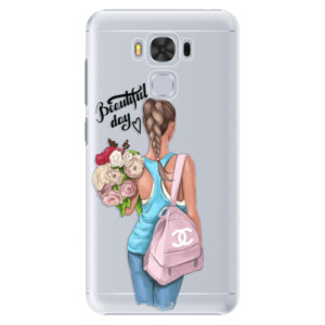 Plastové pouzdro iSaprio Beautiful Day na mobil Asus ZenFone 3 Max ZC553KL