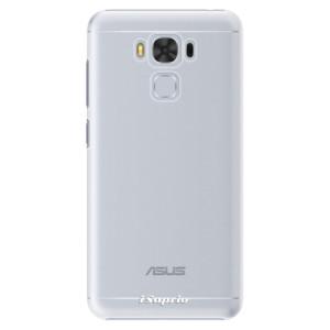 Plastové pouzdro iSaprio 4Pure mléčné bez potisku na mobil Asus ZenFone 3 Max ZC553KL