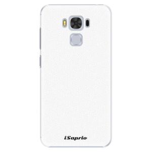Plastové pouzdro iSaprio 4Pure bílé na mobil Asus ZenFone 3 Max ZC553KL