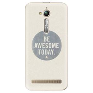 Plastové pouzdro iSaprio Awesome 02 na mobil Asus ZenFone Go ZB500KL