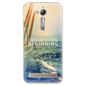 Plastové pouzdro iSaprio Beginning na mobil Asus ZenFone Go ZB500KL