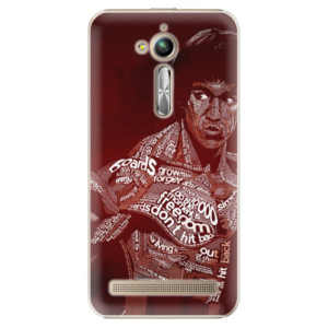 Plastové pouzdro iSaprio Bruce Lee na mobil Asus ZenFone Go ZB500KL