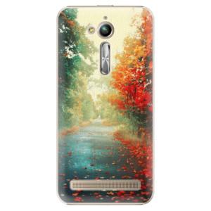 Plastové pouzdro iSaprio Autumn 03 na mobil Asus ZenFone Go ZB500KL