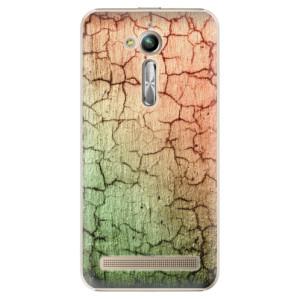 Plastové pouzdro iSaprio Rozpraskaná Zeď 01 na mobil Asus ZenFone Go ZB500KL