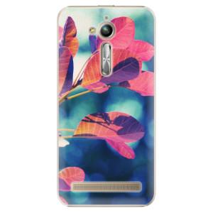 Plastové pouzdro iSaprio Autumn 01 na mobil Asus ZenFone Go ZB500KL