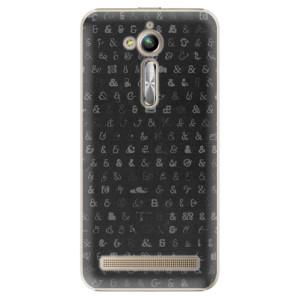 Plastové pouzdro iSaprio Ampersand 01 na mobil Asus ZenFone Go ZB500KL