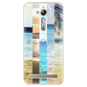 Plastové pouzdro iSaprio Aloha 02 na mobil Asus ZenFone Go ZB500KL