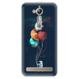 Plastové pouzdro iSaprio Balloons 02 na mobil Asus ZenFone Go ZB500KL