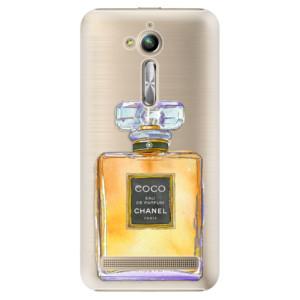 Plastové pouzdro iSaprio Chanel Gold na mobil Asus ZenFone Go ZB500KL
