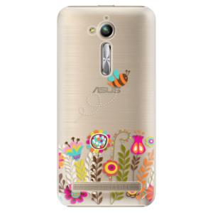 Plastové pouzdro iSaprio Bee 01 na mobil Asus ZenFone Go ZB500KL