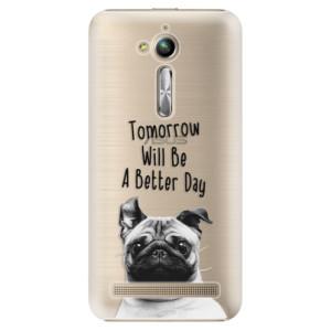 Plastové pouzdro iSaprio Better Day 01 na mobil Asus ZenFone Go ZB500KL