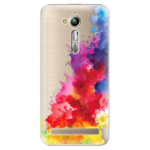 Plastové pouzdro iSaprio Color Splash 01 na mobil Asus ZenFone Go ZB500KL