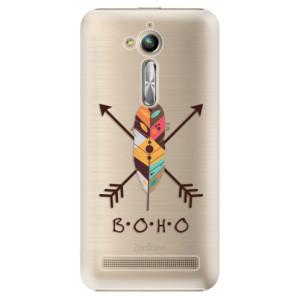 Plastové pouzdro iSaprio BOHO na mobil Asus ZenFone Go ZB500KL