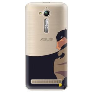 Plastové pouzdro iSaprio BaT Comics na mobil Asus ZenFone Go ZB500KL