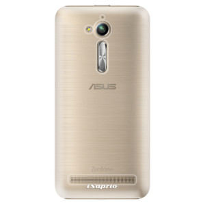 Plastové pouzdro iSaprio 4Pure mléčné bez potisku na mobil Asus ZenFone Go ZB500KL