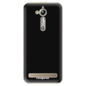 Plastové pouzdro iSaprio 4Pure černé na mobil Asus ZenFone Go ZB500KL