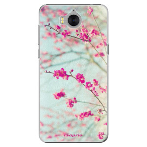 Plastové pouzdro iSaprio Blossom 01 na mobil Huawei Y5 2017 / Y6 2017
