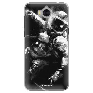 Plastové pouzdro iSaprio Astronaut 02 na mobil Huawei Y5 2017 / Y6 2017