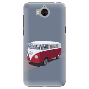 Plastové pouzdro iSaprio VW Bus na mobil Huawei Y5 2017 / Y6 2017