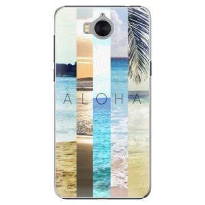 Plastové pouzdro iSaprio Aloha 02 na mobil Huawei Y5 2017 / Y6 2017