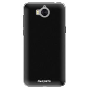 Plastové pouzdro iSaprio 4Pure černé na mobil Huawei Y5 2017 / Y6 2017