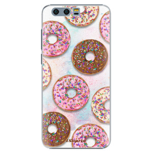 Plastové pouzdro iSaprio Donutky Všude 11 na mobil Honor 9