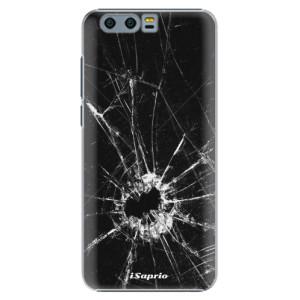 Plastové pouzdro iSaprio Broken Glass 10 na mobil Huawei Honor 9