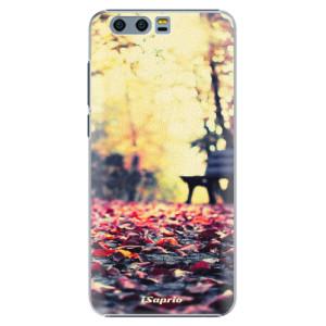 Plastové pouzdro iSaprio Bench 01 na mobil Huawei Honor 9