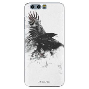 Plastové pouzdro iSaprio Havran 01 na mobil Honor 9