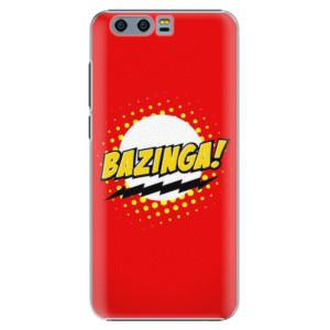 Plastové pouzdro iSaprio Bazinga 01 na mobil Huawei Honor 9