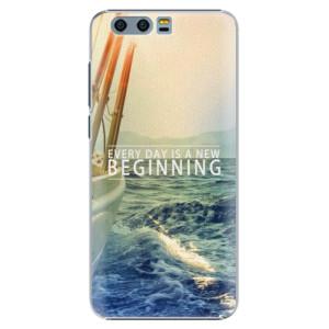 Plastové pouzdro iSaprio Beginning na mobil Huawei Honor 9