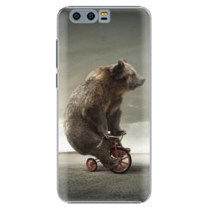 Plastové pouzdro iSaprio Bear 01 na mobil Huawei Honor 9