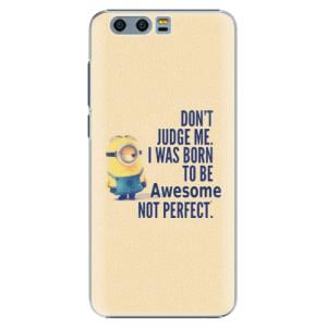 Plastové pouzdro iSaprio Be Awesome na mobil Huawei Honor 9