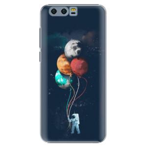 Plastové pouzdro iSaprio Balloons 02 na mobil Huawei Honor 9