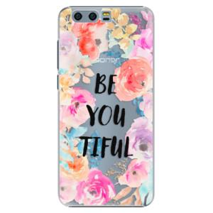 Plastové pouzdro iSaprio BeYouTiful na mobil Honor 9