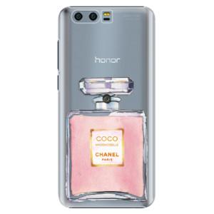 Plastové pouzdro iSaprio Chanel Rose na mobil Honor 9