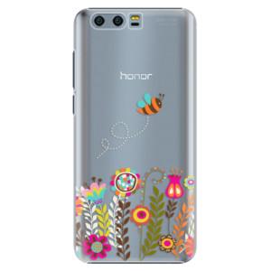 Plastové pouzdro iSaprio Bee 01 na mobil Huawei Honor 9