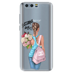 Plastové pouzdro iSaprio Beautiful Day na mobil Huawei Honor 9