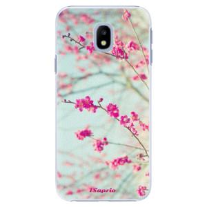Plastové pouzdro iSaprio Blossom 01 na mobil Samsung Galaxy J3 2017