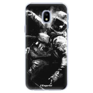 Plastové pouzdro iSaprio Astronaut 02 na mobil Samsung Galaxy J3 2017