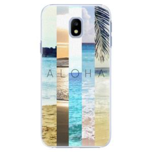 Plastové pouzdro iSaprio Aloha 02 na mobil Samsung Galaxy J3 2017