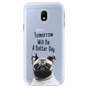 Plastové pouzdro iSaprio Better Day 01 na mobil Samsung Galaxy J3 2017