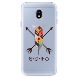 Plastové pouzdro iSaprio BOHO na mobil Samsung Galaxy J3 2017