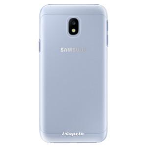 Plastové pouzdro iSaprio 4Pure mléčné bez potisku na mobil Samsung Galaxy J3 2017